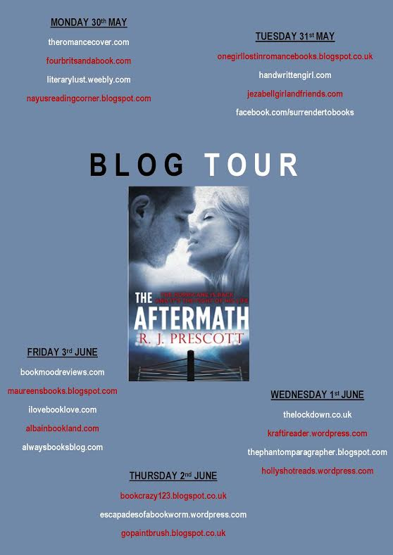 aftermath blog tour